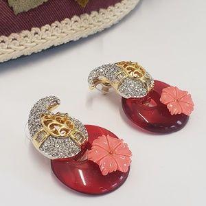 Gorgeous Unique Vintage Earrings